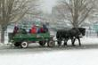 Sleigh and Wagon Rides are in several towns.