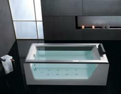 Luxery Clear Whirlpool Hot Tub From Eago