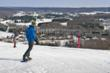 Traverse City: Snowboarders at Schuss Mountain, Shanty Creek Resorts