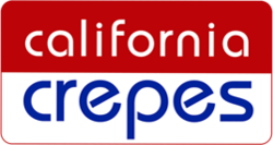 California Crepes Logo
