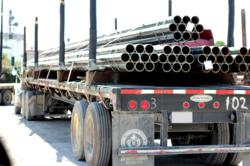 N-Motion Freight Drill Pipe Transport | Heavy Haul Services | Oil Field Transport