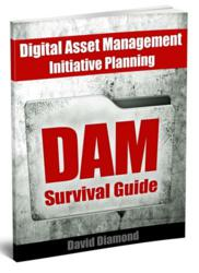 Digital Asset Management Book &quot;DAM Survival Guide&quot;