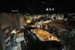 The centerpiece of the Life: Then and Now exhibit hall is the fossils of the Alamosaurus, which is among the largest dinosaur skeletons on display in the world.