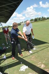 Impact Zone Golf