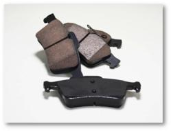 CorkSport Rear Brake Pads for the Mazdaspeed 3