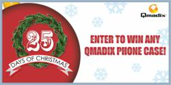 Qmadix 25 Days of Christmas Facebook Promo