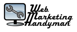 The Web Marketing Handyman can be found at http://www.webmarketinghandyman.com