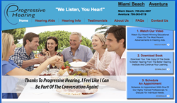 audiologist in Miami - Progressive Hearing new offer