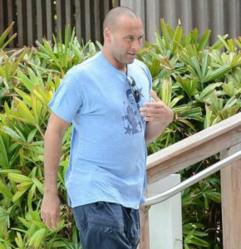 Derek Jeter Weight Gain Photo