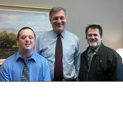 Adam Christensen, Congressman Jim Matheson, James McFadden