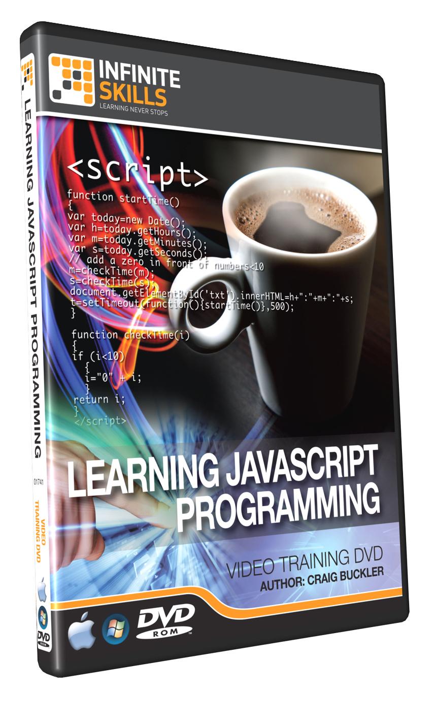 InfiniteSkills' Learning JavaScript Programming Training Video