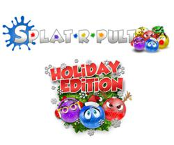 SPLATRPULT Holiday Edition Logo