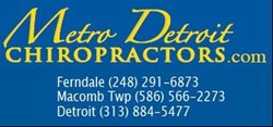 www.MetroDetroitChiropractors.com group photo