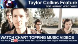 Taylor Collins Music BEAT100.com