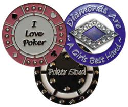 Custom Card Covers, Guards & Spinners from the Texas Poker Store