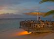 The Water's Edge Restaurant - Castaway Island, Fiji