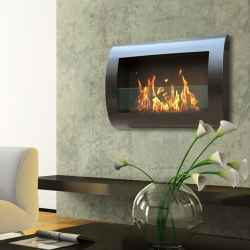 Chelsea Ventless Fireplace by Anywhere Fireplace