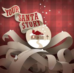 Your Santa Story DVD