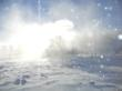Snow Guns Fired-Up at Shawnee Peak