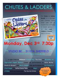 """""""Chutes and Ladders""""  poster"""