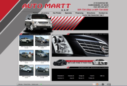 Auto Martt, LLC is located in Harrodsburg, Kentucky near Lexington.