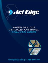 Waterjet systems brochure Jet Edge