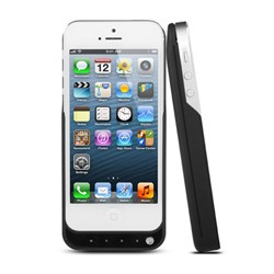 Power Jacket Case 2200mAh for iPhone 5