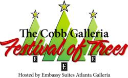 Third Annual Cobb Galleria Festival of Trees