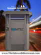 Romtec Announces New Sidewalk Restroom