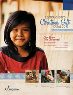 Christmas Gift Catalog Cover - 2012