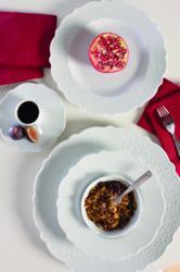 Alessi Dressed dinnerware at Didriks