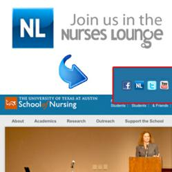 Join Us in the Nurses Lounge