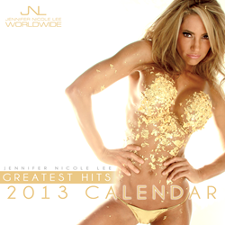 Jennifer Nicole Lee 2013 Calendar