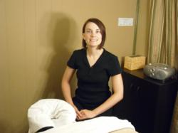 Melissa Rankin - Licensed Kent Massage Therapist