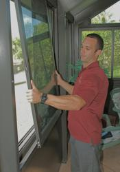 Venetian Builders, Inc., Of Miami Introduces Removable Acrylic Windows For  Sunrooms And Insulated Patio Enclosures, Improves Hurricane Resistance
