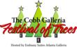 Cobb Galleria Festival of Trees Logo