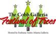 Cobb Galleria Festival of Trees Logo