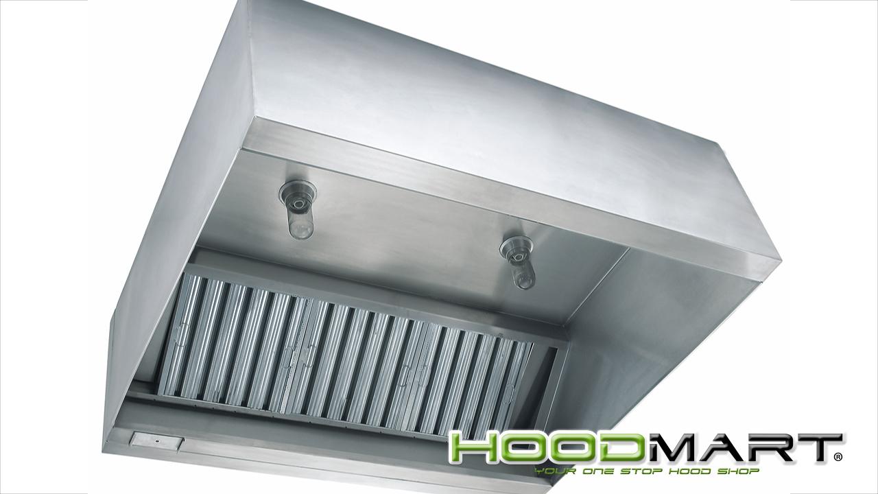 Particulate Exhaust Hood ~ Exhaust kitchen hood