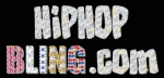 Hip Hop Bling Jewelry Main Logo
