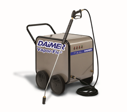 Hot Water Electric Pressure Washer - Daimer Vapor-Flo 8410