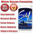 Natural Winter Rescue Prevention Package for Winter Colds and Flu...