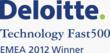 Deloitte Technology Fast 500 EMEA 2012 Winners