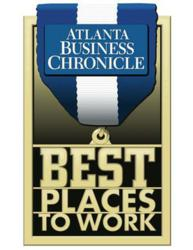 Atlanta Business Chronicle's Best Places to Work Awarded to Military Credentialing Solutions