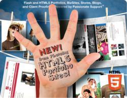 HTML5 designs from PhotoBiz