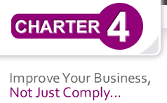 Charter 4 ISO Consultancy Logo