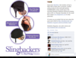 Social Media...What people are saying about Slingbackers