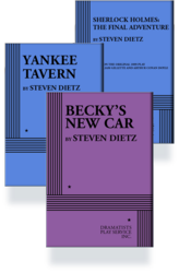 New e-Scripts from Award Winning Playwright Steven Dietz