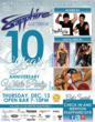 Sapphire, The World's Largest Gentlemen's Club, Celebrates...