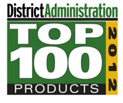 District Administration Top 100 Products for Schools Award Winner