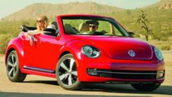 2013 Volkswagen Beetle Convertible